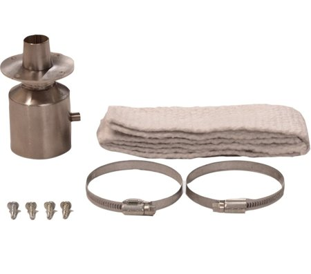 Adapter węża spalinowego FOGO (silniki Honda GX240, GX270, GX390)  Nr art. 10118