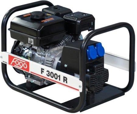 Agregat prądotwórczy FOGO F 3001 R + Olej + Darmowa DOSTAWA