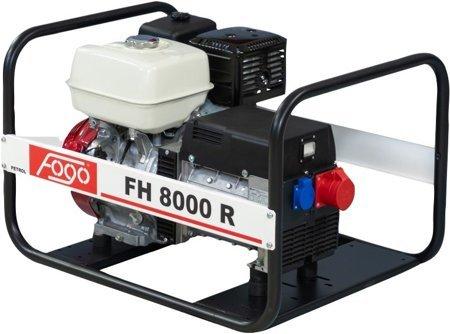 Agregat prądotwórczy FOGO FH 8000 R + Olej + Darmowa DOSTAWA