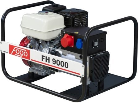 Agregat prądotwórczy FOGO FH 9000 + Olej + Darmowa DOSTAWA
