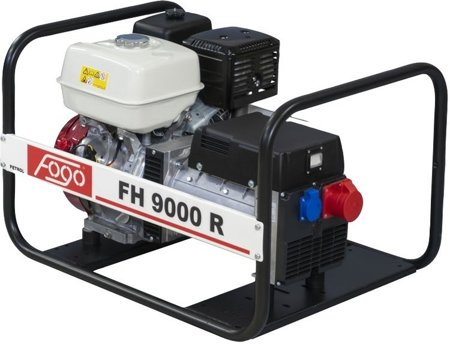Agregat prądotwórczy FOGO FH 9000 R + Olej + Darmowa DOSTAWA