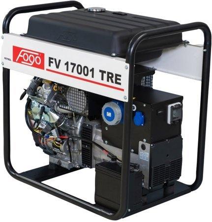 Agregat prądotwórczy FOGO FV 17001 TRE + Olej + Darmowa DOSTAWA