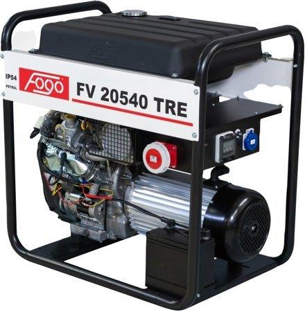 Agregat prądotwórczy FOGO FV 20540 TRE + Olej + Darmowa DOSTAWA