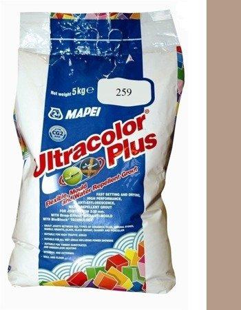 FUGA ELASTYCZNA MAPEI ULTRACOLOR PLUS 259 5KG ORZECH