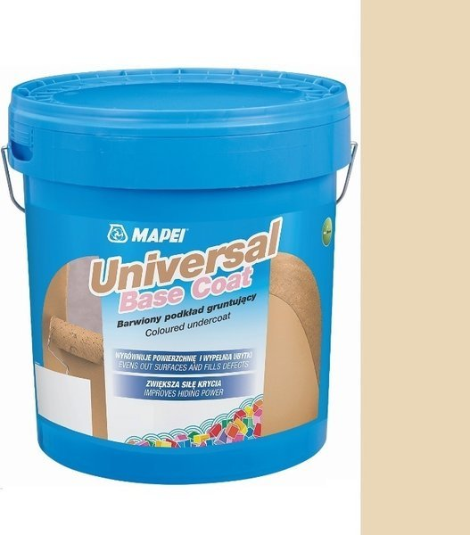 GRUNT ELEWACYJNY MAPEI UNIVERSAL BASE COAT 1072 20KG GRUPA-A
