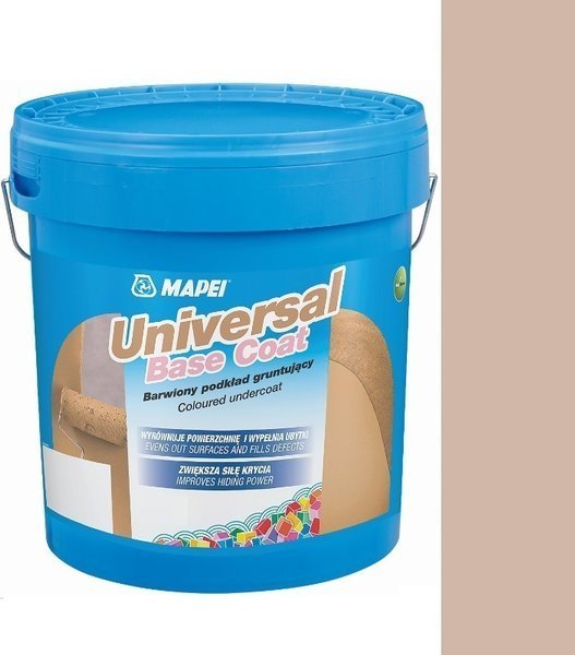 GRUNT ELEWACYJNY MAPEI UNIVERSAL BASE COAT 1166 20KG GRUPA-A