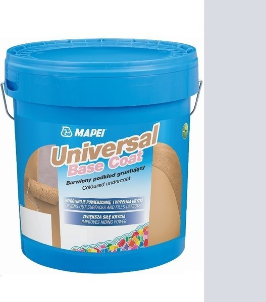 GRUNT ELEWACYJNY MAPEI UNIVERSAL BASE COAT 1241 20KG GRUPA-A