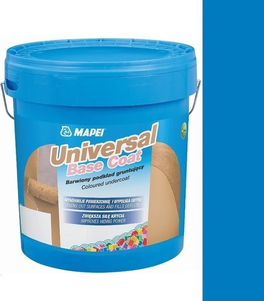 GRUNT ELEWACYJNY MAPEI UNIVERSAL BASE COAT 1258 20KG GRUPA-D